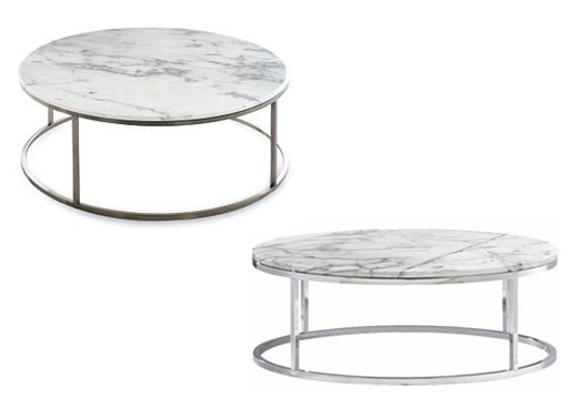 Marble Coffee Table (match off)