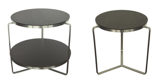 Marcio and Pekko Side Tables