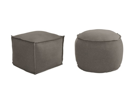 Marco Outdoor Poufs