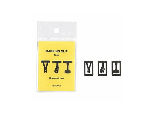 Marking Clips, Tool Set
