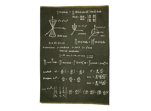 Math Dishtowel, Mug, Pencil Case