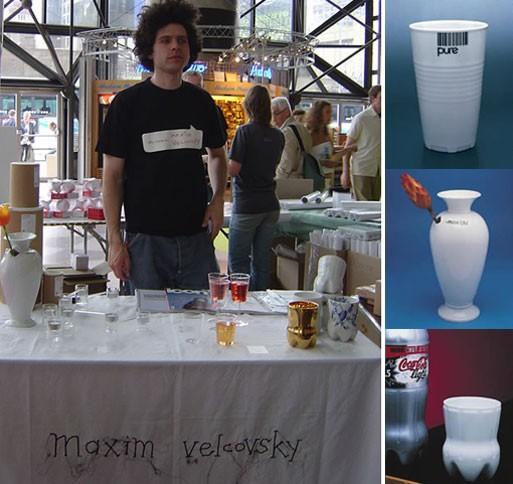 ICFF Designer Spotlight: Maxim Velcovsky