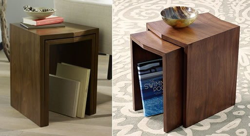 merge nesting tables