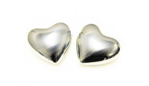 Metal Heart with Spheric Sound