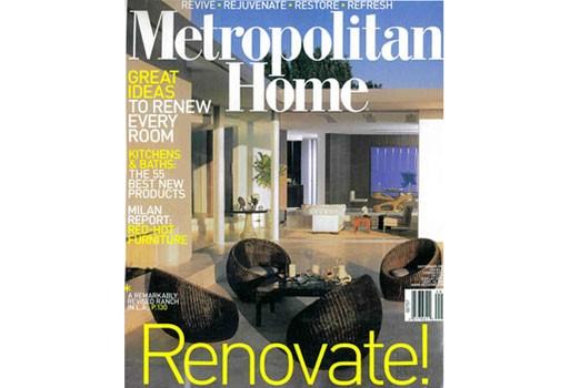 Metropolitan Home–Redesign