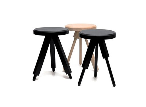 milk stools by alissia melka-teichroew