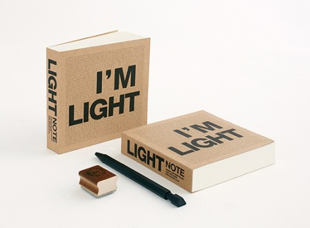 I'm Light Notebooks
