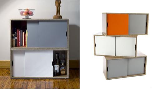 Naked Line Large Cabinet