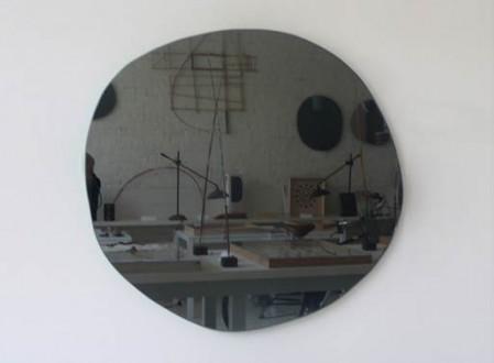 mc&co Irregular Round Mirror