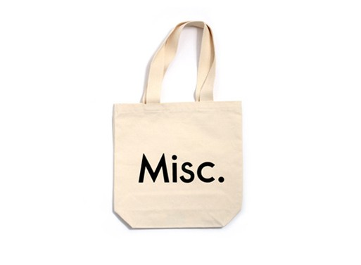 Tote Bag – Misc.