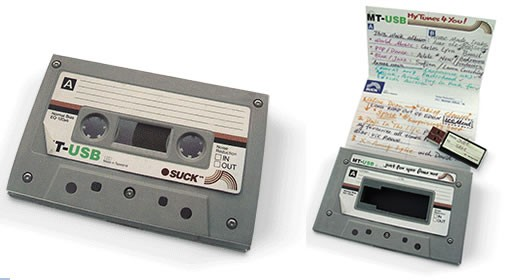 Mix tape USB