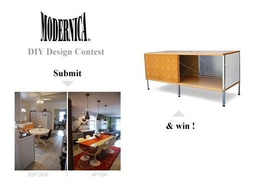 Modernica DIY Contest