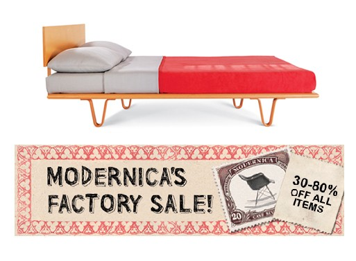 Modernica Annual Factory Sale