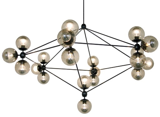 The Modo Chandelier by Jason Miller