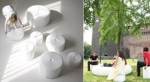 Molo – textile softseating by forsythe and macallen for molo