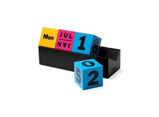 Cubes Perpetual Calendar