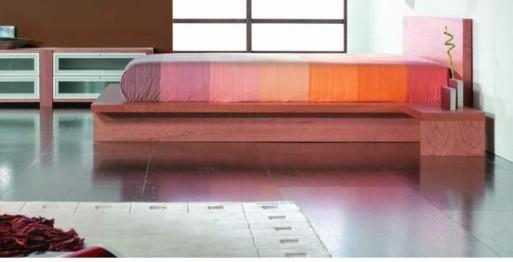 Monaldi Platform Bed