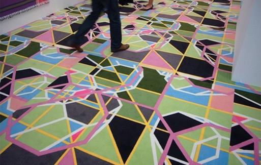 Sarah Morris Carpet