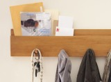 Muir Reclaimed Wall Coat Rack
