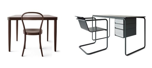 MUJI manufactured by Thonet