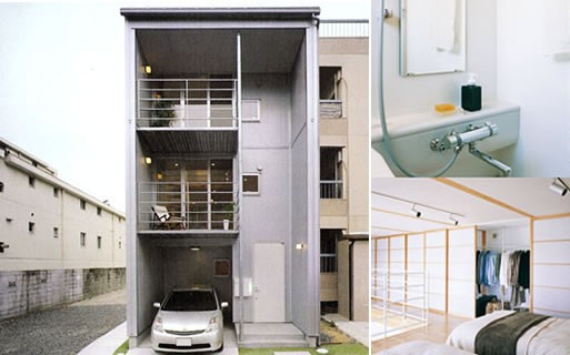 Muji prefab home architecture design better living for Muji home design