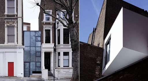 Glass House, London