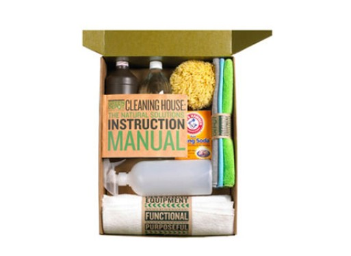 Natural Solutions Cleaning Kit