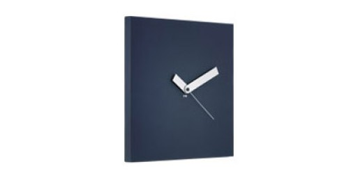 nava time square zen wall clock