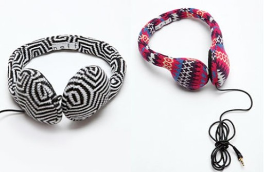 Neff Knit Headphones