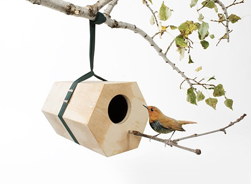 NeighBirds Birdhouse