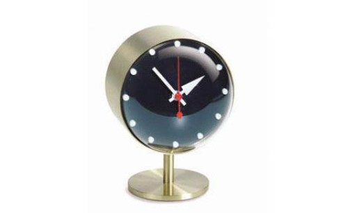 Nelson Night Desk Clock