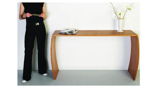 Nestle Console Table