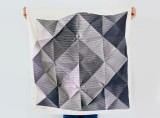 Folded Paper Furoshiki