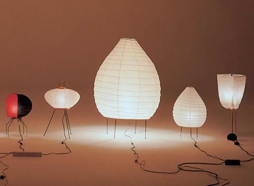 Noguchi Akari Lights