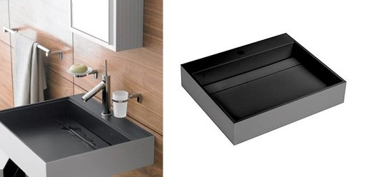 Liquid Sink – Black