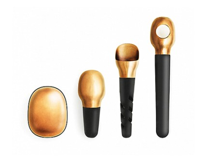 Normann Copenhagen Basic Bronze Bar Tools
