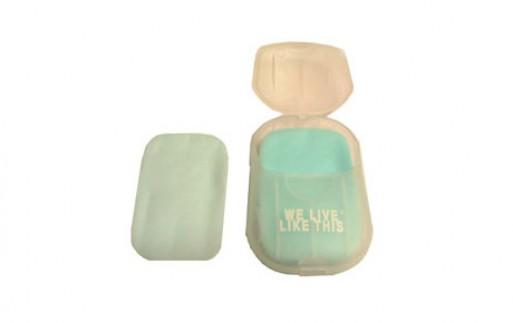 Compact Paper Soap Pod