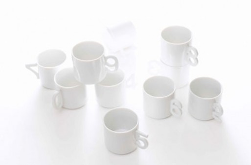 Stackable Number Cup by +d