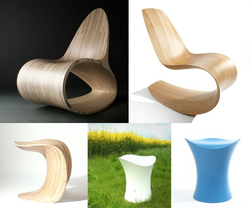 ODEChairs by Jolyon Yates