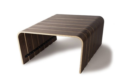 Offi Big Rib Coffee Table