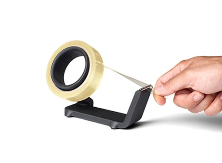 On a Roll Tape Dispenser