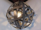 Orbits urban chandelier by StilNovoDesign
