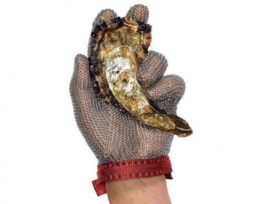 Oyster Glove by Carl Mertens