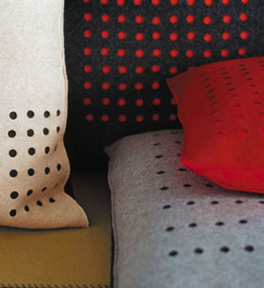 Die Cut Pillow