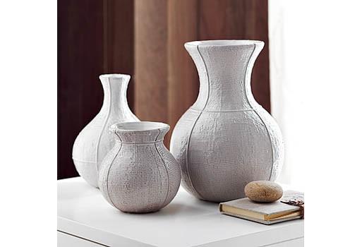 Seamed Vases