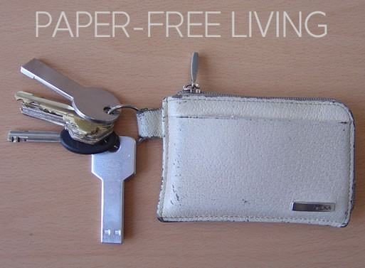 Paper-free Living