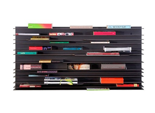 Paperback Wall Shelf