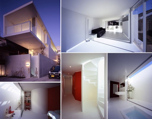 Parabola House