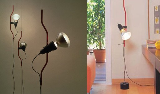 Parentesi Floor Lamp