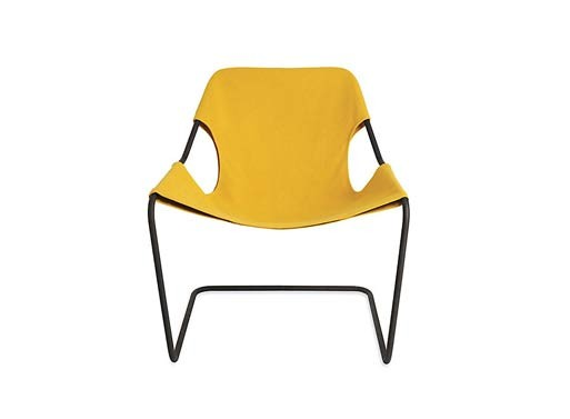 Paulistano Armchair in Canvas